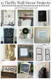 repurposed items for home decor home decor