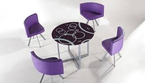 purple dining room chairs great home design references home jhj
