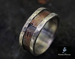 simple mens wedding bands wedding bands etsy