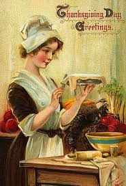 Thanksgiving Vintage Beautiful Thanksgiving Postcards From The Early 1900s Photo