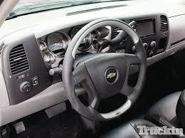 gmc sierra steering wheel light replacement 2011 chevy silverado easy interior upgrades truckin magazine