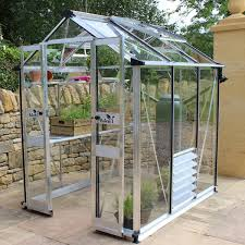 6ft X 8ft Greenhouse Eden Birdlip Greenhouse 4ft X 6ft