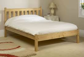 White Wood Bed Frame How To Build A Wooden Bed Frame 22 Interesting Ways Guide Patterns