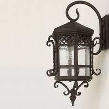 Arte De Mexico Light Fixtures by Spanish Revival Colonial Wall Lantern Lighting Pinterest