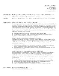 resume legal secretary resume samples