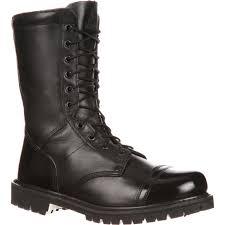 Most Comfortable Police Duty Boots Rocky Duty Boots Men U0027s Side Zipper Jump Boots
