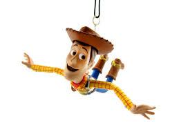 dan the pixar fan story woody hallmark keepsake ornament