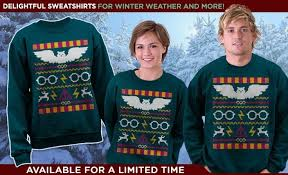 stellar four teefury u0027s take on the ugly christmas sweater