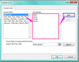how to sort a pivot table how to sort with custom list order in pivot table