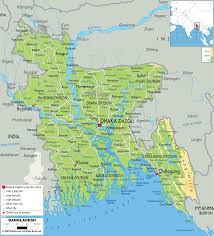 Asia Geography Map Map Of Asia Bangladesh You Can See A Map Of Many Places On The