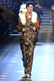 What Is Vanity Teen Dolce U0026 Gabbana Fall 2017 Menswear Collection Vogue