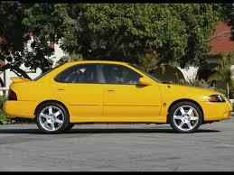 nissan sentra race car nissan sentra se r 2004 pictures information u0026 specs