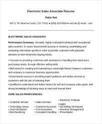 Footlocker Resume 100 Sale Associate Resume Sales Associate Resume Skills