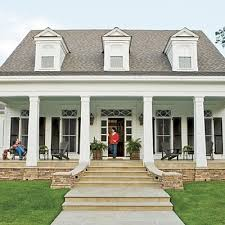 8 foot columns on front porch