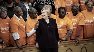 where does hillary clinton live understanding the clintons u0027 popularity with black voters npr