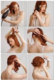 Hochsteckfrisuren Mittellange Haare Einfach by Einfache Frisuren Selber Machen Schöne Neue Frisuren Zu