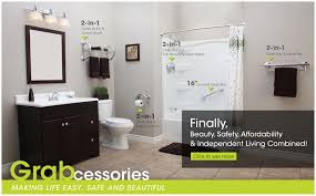 Bathroom Accessories For Senior Citizens Bathe Safe Walk In Bathtubs Safety Grab Bars Bathe Safe Walk