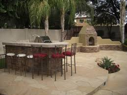 Bbq Patio Designs Epic Outdoor Bbq Patio Ideas 35 In Balcony Height Patio Set With