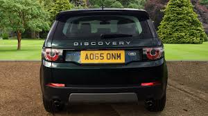 land rover discovery sport trunk space used land rover discovery sport se tech td4 green ao65onm