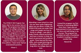 Nmsu Campus Map Stem H Student Support Services New Mexico State University