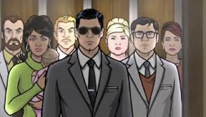 the 25 best episodes of archer comedy lists archer