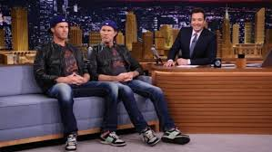 more cowbell will ferrell chad smith face off on tonight show