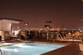 Top 10 Hotels In La The 10 Best Rooftop Pools In Los Angeles
