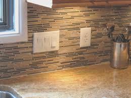 backsplash simple kitchen backsplash ideas glass tile design