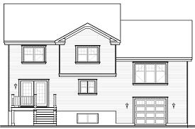 multi level house plans multi level house plan 4 bedrms 2 5 baths 1867 sq ft 126 1065