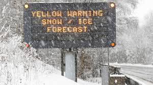 Snow Scotland Travel Warnings After Parts Of Uk Hit By Heavy Snow