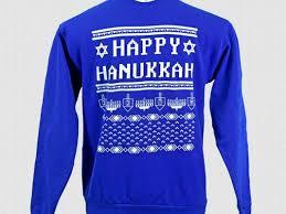 happy hanukkah sweater anthrax hit with 1 million lawsuit hanukkah sweater