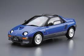 autozam az 1 aoshima 53386 the model car 38 mazda pg6sa az 1 plazajapan