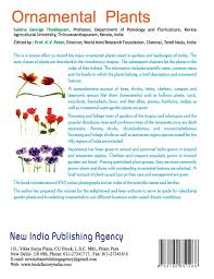 buy ornamental plants book at low prices in india