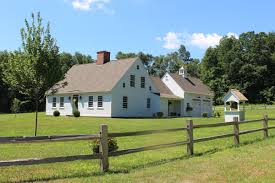 New England Country Homes Floor Plans by Early New England Homes Gallery