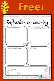 blank report card templates 68 best assessment images on pinterest teaching ideas formative help your students reflect on their learning with this quick free printable great for