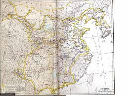 Yuan Dynasty Map Han Dynasty Map Map Of Han Dynasty Ancient China Map