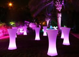 Round Tables For Rent by Led Glow Furniture For Rent 2 Jpg 720 516 Pixels Event