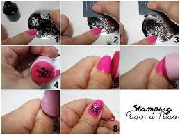 imagenes de uñas decoradas con konad 5 pz tintas para sellos esmaltes uñas acrílico konad placas