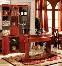 wholesale cheap modern design luxury wooden mini home pub bar