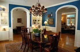 dining room wall art decor charming formal dining room wall art dark blue accent paint decor