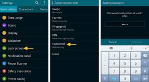 how to change lock screen on android way to customize change lock screen on android