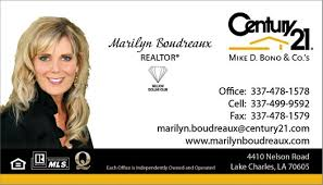 Century 21 Business Cards Your Business Card Can Be A Calling Card For A New Client And