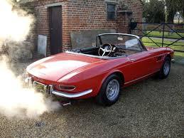 classic ferrari convertible driven ferrari 330gts drivetribe
