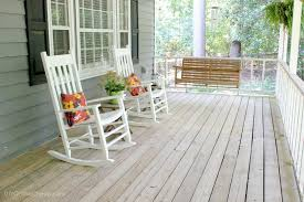 Rocking Chairs Like Cracker Barrel by Front Porch Rocking Chairs Some Important Purchasing Tips