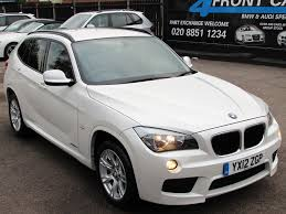 used 2012 bmw x1 xdrive 18d m sport 6 speed manual 4x4 diesel for
