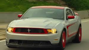 Mustang Boss 302 Specs 2012 Ford Mustang Boss 302 Laguna Seca Package Youtube