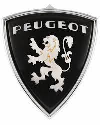 peugeot manufacturer shield and crest emblems automotive interest pinterest