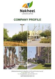 nakheel landscapes profile short version by riza lotis issuu