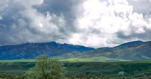Utah landscapes images Northern utah landscape 09 photograph by stephen boyle jpg