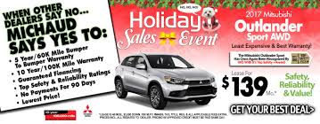2017 mitsubishi outlander sport brown michaud mitsubishi your danvers feel good mitsubishi dealership